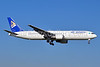 Air Astana Boeing 767-306 ER P4-KCA (msn 27612) AMS (Karl Cornil). Image: 905177.