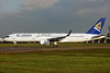 Air Astana Boeing 757-2G5 P4-FAS (msn 29489) (Expo 2017 Astana Kazakhstan) LHR. Image: 937623.