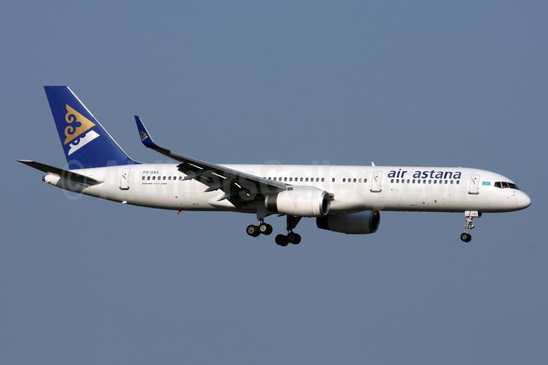 Air Astana Boeing 757-2G5 WL P4-GAS (msn 28112) AYT (Andi Hiltl). Image: 912026.
