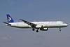 Air Astana Airbus A321-231 P4-OAS (msn 1204) SEN (Keith Burton). Image: 905944.