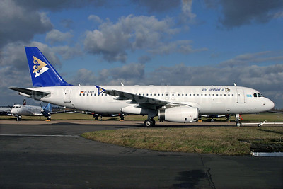 Airline Color Scheme - Introduced 2002 (small titles)