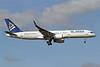 Air Astana Boeing 757-2G5 WL P4-MAS (msn 28833) LHR (Michael B. Ing). Image: 909633.