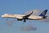 Air Astana Boeing 757-2G5 WL P4-MAS (msn 28833) LHR (SPA). Image: 933121.