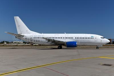 B & K Aero KZ Boeing 737-322 UP-B3717 (msn 24664) AYT (Ton Jochems). Image: 955110.
