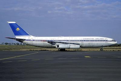 Ex Aeroflot, delivered on September 10, 1993