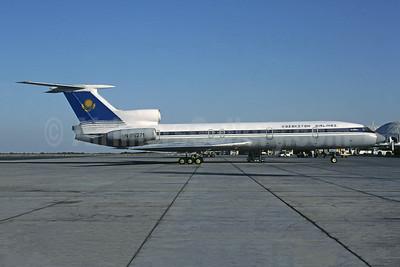 Kazakstan Airlines Tupolev Tu-154B-1 UN85271 (msn 78A271) SHJ (Christian Volpati). Image: 955547.