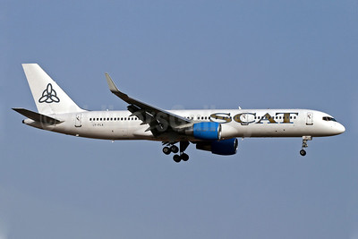 SCAT Airlines (SCAT Air Company) (FlyLAL Charters) Boeing 757-29J WL LY-FLA (msn 27203) PMI (Javier Rodriguez). Image: 902877.