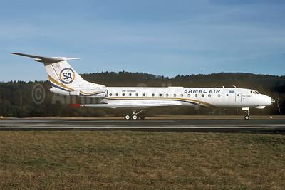 Samal Air - SA Tupolev Tu-134A-3 UN-65900 (msn 63684) ZRH (Rolf Wallner). Image: 947108.