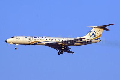 Samal Air - SA Tupolev Tu-134A-3 UN-65900 (msn 63684) DXB (Konstantin von Wedelstaedt). Image: 947107.