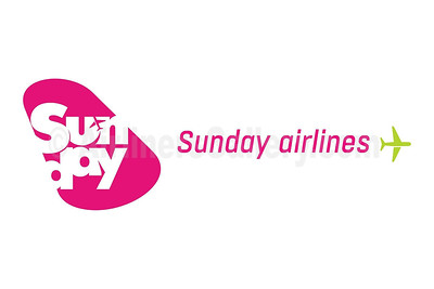 1. Sunday Airlines logo