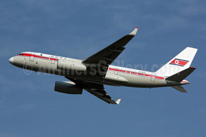 Air Koryo Tupolev Tu-204-300 P-632 (msn 1450742364012) SIN (Michael B. Ing). Image: 900917.