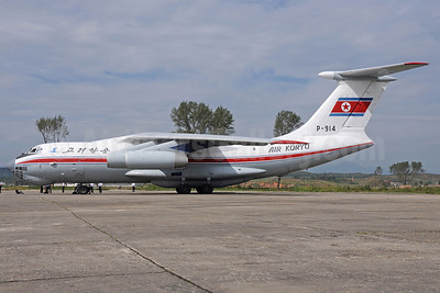 Air Koryo Ilyushin Il-76TD P-914 (msn 10034041446) DSO (Richard Vandervord). Image: 913437.