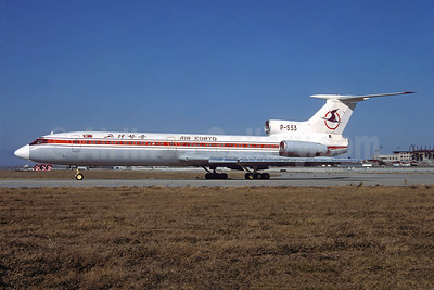 Air Koryo Tupolev Tu-154B P-553 (msn 77A191) PEK (Christian Volpati Collection). Image: 929242.