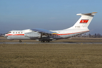 Air Koryo Ilyushin Il-76TD P-912 (msn 1003403104) PEK (Christian Volpati Collection). Image: 944073.