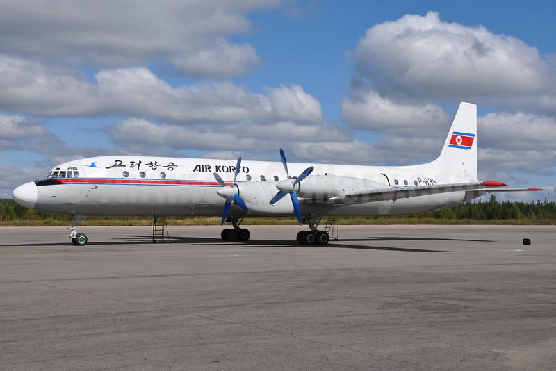 Air Koryo Ilyushin Il-18D P-835 (msn 188011205) YJS (Richard Vandervord). Image: 913435.