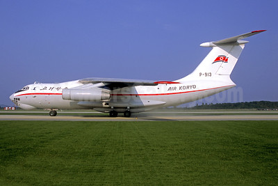 Air Koryo Ilyushin Il-76TD P-913 (msn 1003404126) PRG (Christian Volpati Collection). Image: 944075.