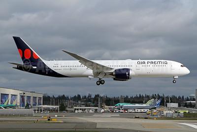 Air Premia Boeing 787-9 Dreamliner HL8387 (msn 66407) PAE (Nick Dean). Image: 953323.