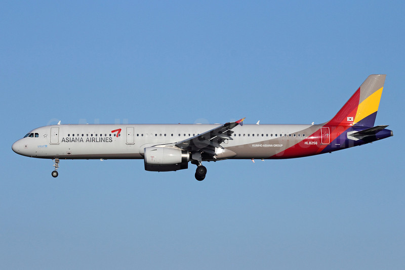 Asiana Airlines Airbus A321-231 HL8256 (msn 5169) PEK (Michael B. Ing). Image: 912843.