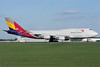 Asiana Cargo (Asiana Airlines) Boeing 747-48EF HL7415 (msn 25777) STN (Antony J. Best). Image: 906898.