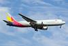 Asiana Airlines Boeing 767-38E HL7514 (msn 25763) PVG (Yuji Wang). Image: 910888.