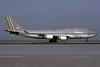 Asiana Airlines Boeing 747-48E HL7417 (msn 25779) HKG (Rolf Wallner). Image: 935198.
