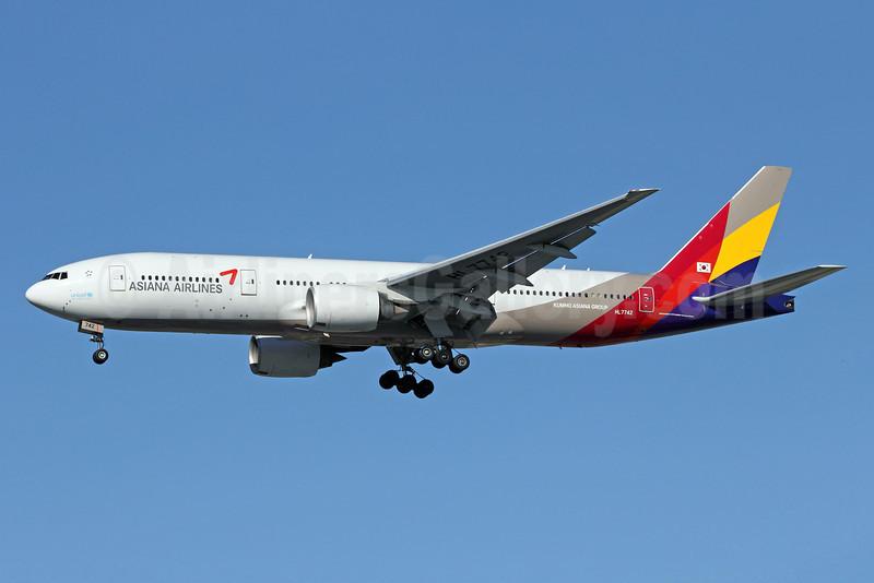 Crashed at San Francisco on July 6, 2013 as flight 214