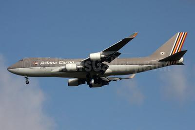 Asiana Cargo (Asiana Airlines) Boeing 747-48EF HL7604 (msn 29907) BKK (Jens Polster). Image: 944694.