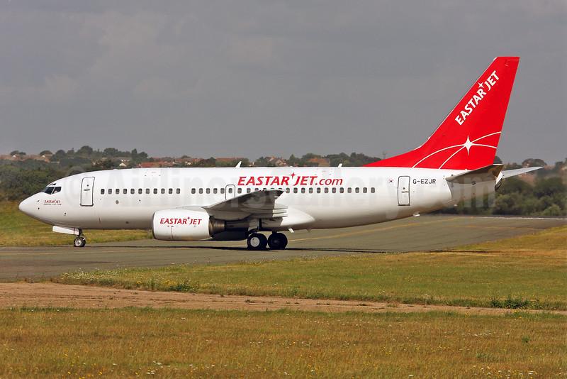 Eastar Jet (eastarjet.com) Boeing 737-73V G-EZJR (HL8207) (msn 32413) SEN (Keith Burton). Image: 903531.