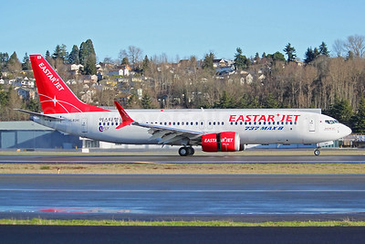 Second MAX 8 for Eastar Jet