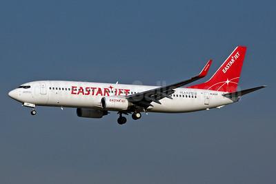 Eastar Jet Boeing 737-8Q8 WL HL8269 (msn 30684) ICN (Rob Finlayson). Image: 925001.