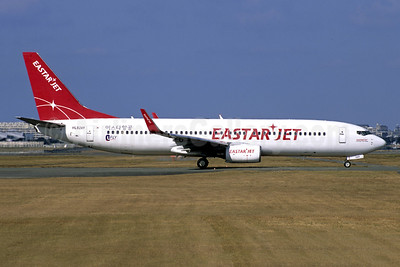 Eastar Jet Boeing 737-8Q8 WL HL8269 (msn 30684) FUK (Christian Volpati Collection). Image: 941530.