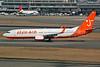 Jeju Air Boeing 737-8BK WL HL8261 (msn 30624) FUK (Nik French). Image: 922333.