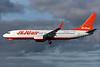 Jeju Air Boeing 737-8AS WL EI-EBB (HL8063) (msn 37519) DUB (Greenwing). Image: 932229.