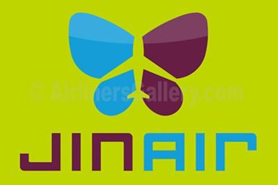1. Jin Air logo