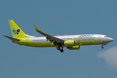 Jin Air Boeing 737-8Q8 WL HL7798 (msn 28236) BKK (Ken Petersen). Image: 904901.