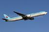 Korean Air Boeing 777-3B5 HL7534 (msn 27950) NRT (Michael B. Ing). Image: 906591.