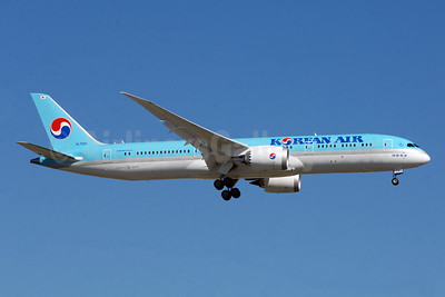 Korean Air Boeing 787-9 Dreamliner N1006F HL7206 (msn 34815) YYZ (TMK Photography). Image: 942736.