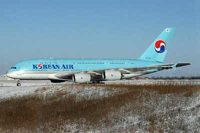 Korean Air Airbus A380-861 HL7627 (msn 130) YYZ (TMK Photography). Image: 940487.