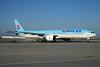 Korean Air Boeing 777-3B5 ER HL8218 (msn 37649) YYZ (TMK Photography). Image: 922668.