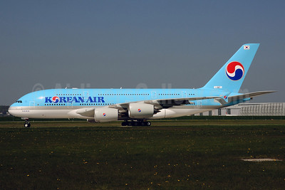 Korean Air Airbus A380-861 F-WWAT (HL7611) (msn 035) XFW (Gerd Beilfuss). Image: 906367.