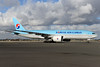 Korean Air Cargo Boeing 777-FB5 HL8046 (msn 62696) AMS (Ton Jochems). Image: 937092.