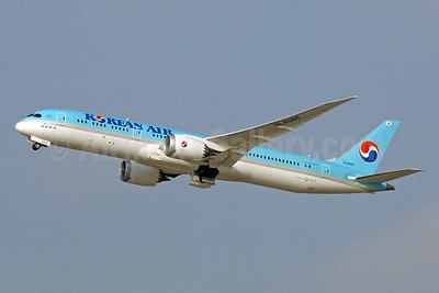 Korean Air Boeing 787-9 Dreamliner HL8085 (msn 34814) YYZ (TMK Photography). Image: 940927.