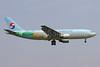 Korean Air Airbus A300B4-622R HL7242 (msn 685) (Jeju Island) NRT (Kazuteru Sugawara). Image: 909467.