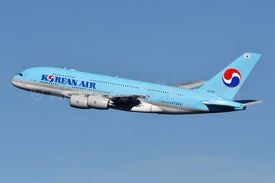 Korean Air Airbus A380-861 HL7612 (msn 039) JFK (Fred Freketic). Image: 944267.