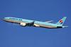 Korean Air Boeing 777-3B5 ER HL8209 (msn 37646) LHR (SPA). Image: 928074.