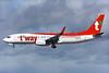 t'way Air Boeing 737-8AS WL EI-EBT (HL8069) (msn 35000) DUB (Greenwing). Image: 932399.