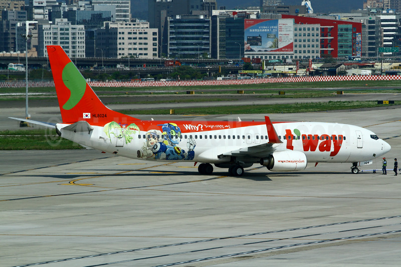 t'way's Why? special livery