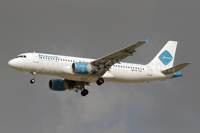 Jazeera Airways Airbus A320-214 9K-CAH (msn 3670) DXB (Paul Denton). Image: 909415.
