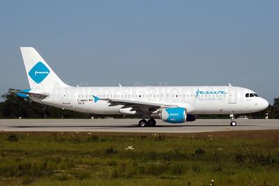 Jazeera Airways Airbus A320-214 F-WWBH (9K-CAI) (msn 3919) XFW (Gerd Beilfuss). Image: 904913.