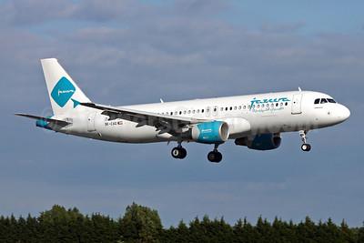Jazeera Airways Airbus A320-214 9K-CAG (msn 3656) SNN (Malcolm Nason). Image: 905122.
